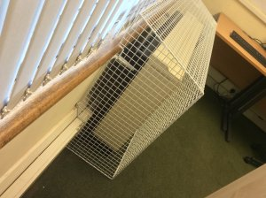 AIANO can customise their guards, including sloping top radiator guards, to suit any environmental obstacles