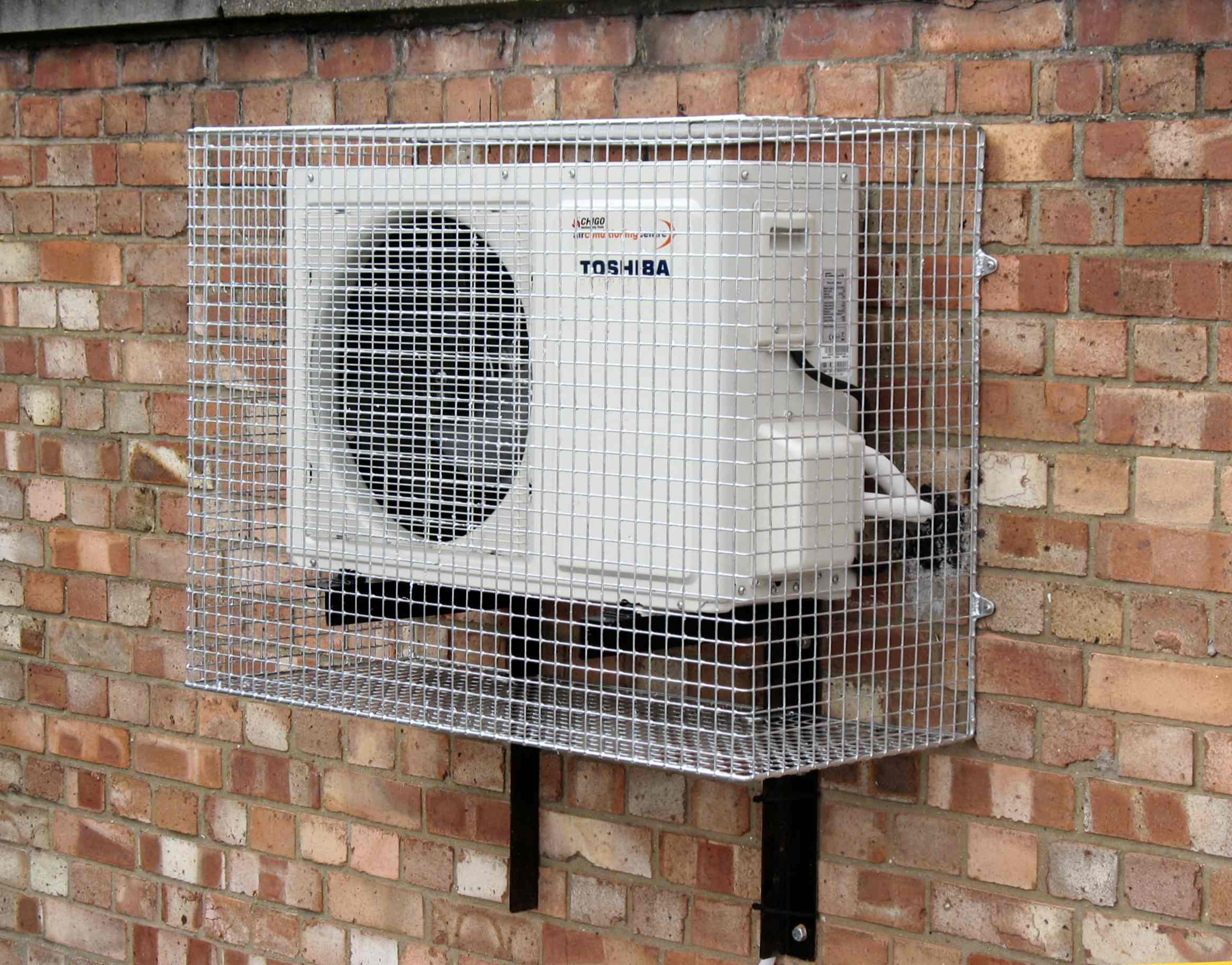 Aiano guards for air conditioning units c sons