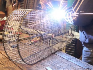 Aiano Weld Mesh guards