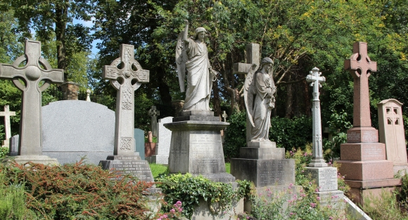AIANO was invited to manufacture stainless steel window guards for Highgate cemetery in North London