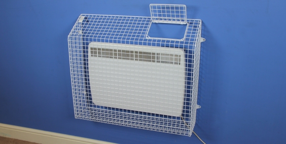 AIANO has recently new products to its range of sloping top heater guards