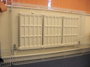 AIANO installed bespoke radiator guards