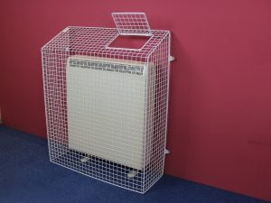 AIANO is the inventor of sloping top heater guards and has been making sloping top heater guards for many years