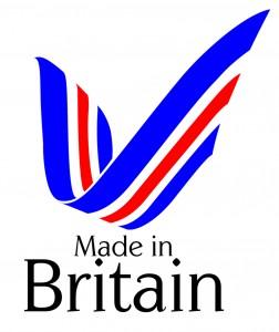 Made in Britian campaign logo.